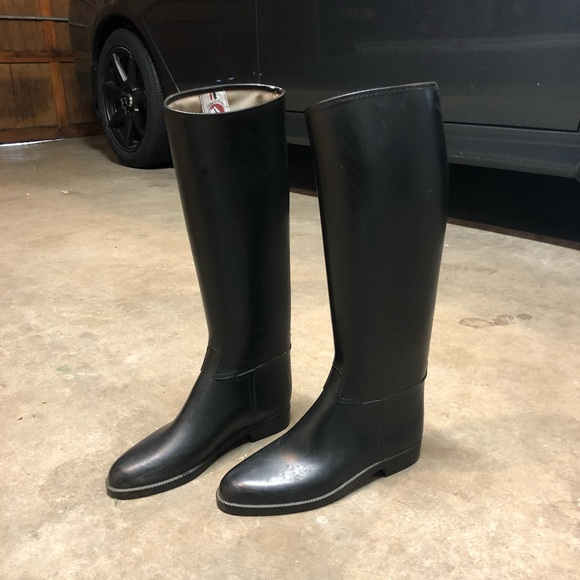 cottage craft shoes rubber riding boots poshmark rh poshmark com cottage craft horse riding boots derby cottage craft riding boots